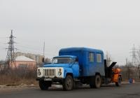 Передвижная ремонтная мастерская МТП-817М на шасси ГАЗ-52-01 # В 377 МО 31. Белгородская область, г. Старый Оскол, Стойленское шоссе