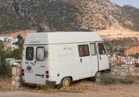 Грузопассажирский фургон Peugeot J9 #34 FBE 71. Турция, Калкан