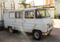 Грузопассажирский фургон Zuk А07B. Москва, улица Рогожский Вал, музей Ретро автомобилей