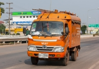 Спецавтомобиль на шасси Hino 300 #81-2089. Таиланд, Нонгкхай