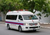 АСМП на базе Toyota Hiace #BKJ 7292. Малайзия, Лангкави, Пантай Ченанг