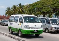 Микроавтобус Kia Pregio #KV 6280 C. Малайзия, Лангкави, Куах