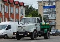 Дезинфекционная установка ДУК-1 на шасси ЗиЛ-433362 # Н 533 НС 31. Белгородская область, г. Алексеевка, ул. Маяковского