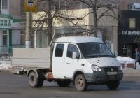 """ГАЗ-330232 """"Газель"""" # Е 651 РМ 72. Курган, улица Куйбышева"""