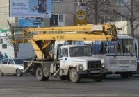 Автоподъёмник BC-22.02 на шасси ГАЗ-3307 #Н 560 ВР 45. Курган, улица Куйбышева