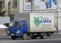 Фургон 578301-0000010-13 на шасси BAW #Р 667 РХ 174. Курган, улица Куйбышева