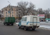 """Фургон на базе ГАЗ-3302 """"Газель"""". Днепропетровская область, Каменское, просп. Свободы"""