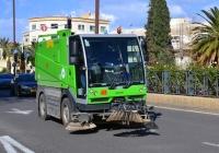 Подметально-уборочная машина Bucher CityCat 5006, 229. Израиль, Хайфа