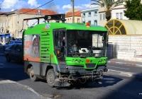 Подметально-уборочная машина RAVO 5 ISeries, 220. Израиль, Хайфа