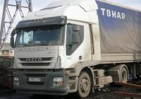 Седельный тягач IVECO Stralis #О 358 ОН 55 . Свердловская область, Луговской