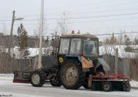 Трактор МТЗ-82 #9449РМ14. Якутск, Вилюйский тракт