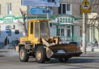 Фронтальный погрузчик ПК-27-03-00. Курган, улица Куйбышева