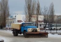 Коммунальная машина на шасси ЗиЛ-431412 # К 826 СК 31 . Белгородская область, г.  Алексеевка, ул. Пушкина