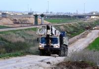 Автокран Grove TM 870. Израиль, Северный округ