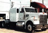 Седельный тягач Marmon SP125P . США, штат Даллас