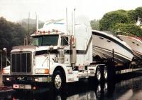 Седельный тягач Peterbilt 377А. США