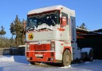 Седельный тягач Renault Magnum* #Н 866 УУ 72 . Свердловская область, Луговской
