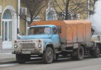 Машина для текущего ремонта дорог и тротуаров МТРДТ на шасси ГАЗ-53-14 #Т 801 АС 45. Курган, улица Ленина