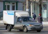 Автомобиль ВИС-2347 #М 550 ЕР 45. Курган, улица Куйбышева