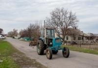 Трактор ЮМЗ-6*. Днепропетровская область, Павлоградский район, с. Богуслав