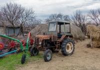Трактор ДТ-20. Днепропетровская область, Павлоградский район, с. Богуслав