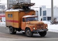 Автомобиль аварийной службы на шасси ЗиЛ-130 #С 339 ХЕ 63. Тольятти, проспект Степана Разина