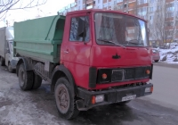 Самосвал МАЗ-5551 #Т974ЕУ102. Самара, проспект Кирова
