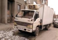 Рефрежиратор на шасси BAW Fenix #Р934СА163. Самара, улица Максима Горького