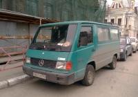Микроавтобус Mersedes-Benz MB100D #Н261СМ163. Самара, улица Пионерская