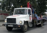 Эвакуатор Чайка-Сервис 27846J на шасси ГАЗ-3309 #Х 003 АУ 96 . Екатеринбург, Вокзальная улица