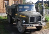 Грузовой бортовой автомобиль ГАЗ-3307 #АТ 368 Х 96 . Свердловская область, Лосиный