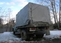 Бортовой грузовой автомобиль ГАЗ-33073 #У 187 АК 72 . Тюмень, улица Самарцева