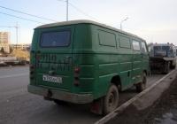 Цельнометаллический фургон ЕрАЗ-762В #В 792 АМ 72 . Тюмень, улица Самарцева