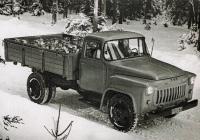 Бортовой грузовой автомобиль ГАЗ-56 #ГВ 01-59 . Нижний Новгород (Горький)