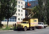 Автомобиль аварийной службы на шасси ЗиЛ-130 #С 088 ХК 63. Тольятти, улица Мира
