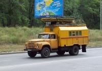 Автомобиль аварийной службы на шасси ЗиЛ-130 #С 131 ХЕ 63. Тольятти, улица Матросова