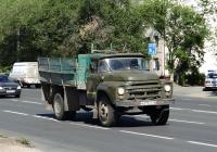 Грузовой автомобиль ЗиЛ-130 #В 079 ХУ 63. Тольятти, Коммунистическая улица