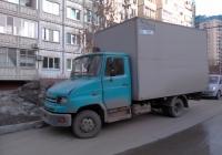 Фургон на шасси ЗиЛ-5301*. Самара, улица Солнечная
