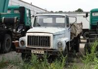 Самосвал ГАЗ-САЗ-3507-01 на шасси ГАЗ-33072 #1857 КШЧ. Тольятти, Поволжское шоссе