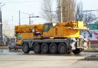 Автокран Liebherr LTM 1100-5.1 #О 704 ВТ 63. Тольятти, улица Громовой