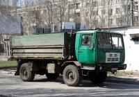 Самосвал КАЗ-4540 #С 103 АВ 163. Тольятти, улица Мира