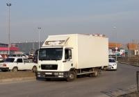 Грузовой автомобиль MAN TGL 8.180 #О 870 НМ 77. Тольятти, Автозаводское шоссе