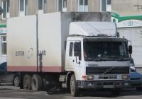 Фургон Volvo FL10 #Х 081 ВС 45. Курган, улица Куйбышева