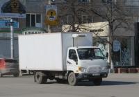 Фургон Hyundai HD78 #676 AN 15. Курган, улица Куйбышева