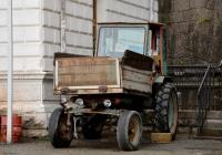 Самоходное шасси Т-16*.  Крым, городской округ Ялта, поселок городского типа Ливадия