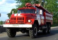 Пожарный автомобиль АЦ-2,5-40(131)-6ВР на шасси ЗиЛ-131Н #У 542 КЕ 66. Свердловская область, Белоярский