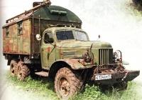 Грузовой автомобиль ЗИЛ-157 #Е 134 ЕМ 77 . Тульская область, Черноусово