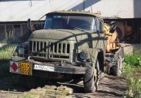 Бензовоз АЦ-4,2-130 на шасси ЗИЛ-431412 #А 192 НС 66 . Свердловская область, Луговской