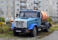 Вакуумная машина КО-520 на шасси ЗиЛ-433362 #Е 119 НВ 66 . Свердловская область, Талица