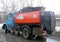 Каналопромывочная машина КО-502Б-2 на шасси ЗиЛ-433360 #В 228 ЕО 72  . Тюмень, Сосьвинская улица